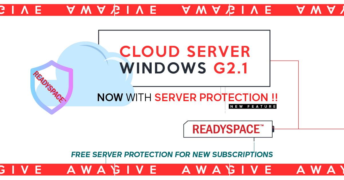 Cloud Server G2.1 OG