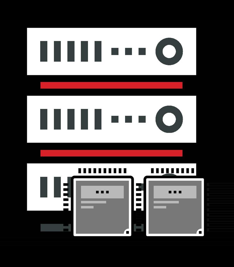 Cloud Bare Metal Dual Processors