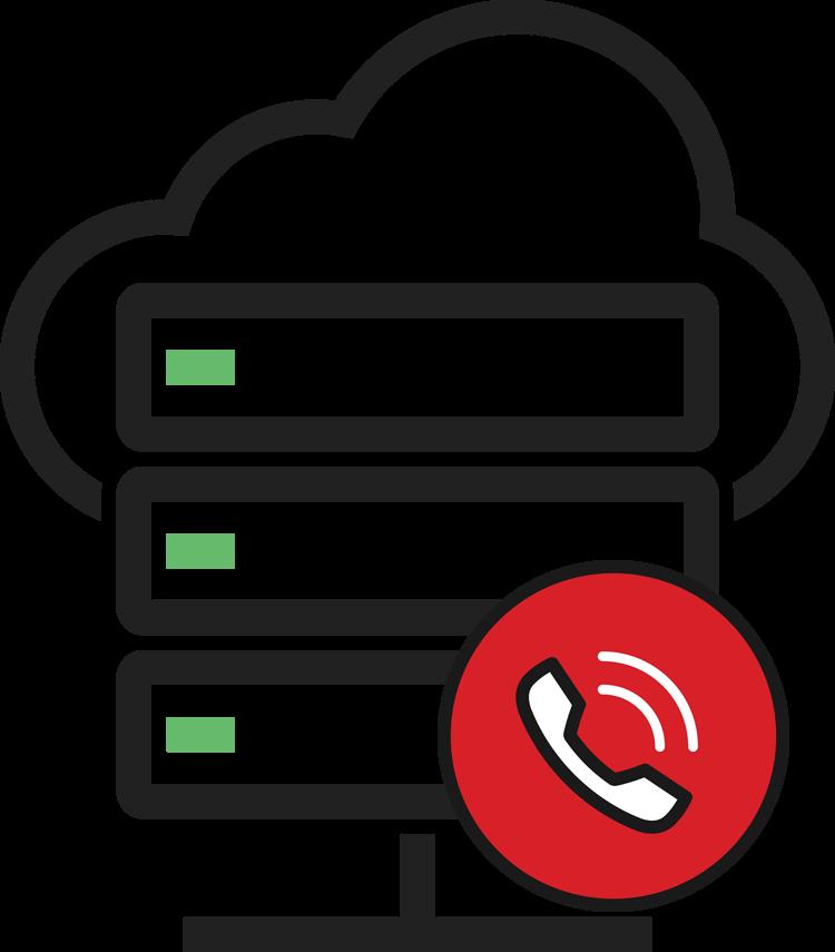 Cloud Server VoIP