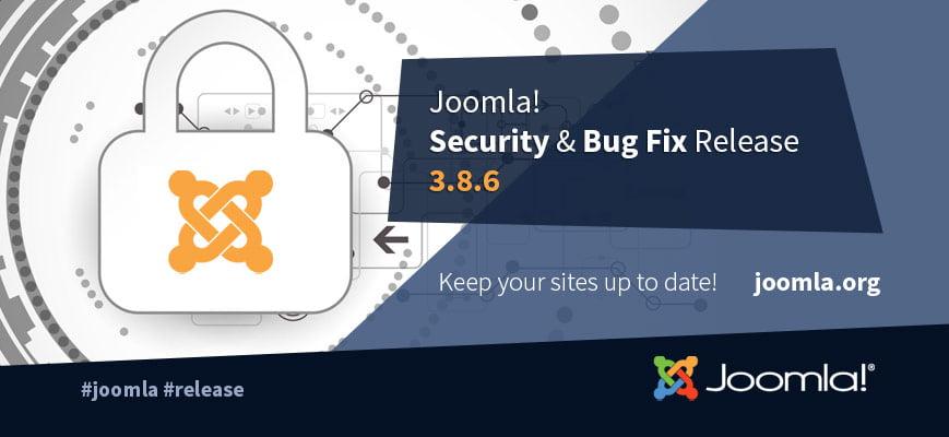 Joomla 3.8.6