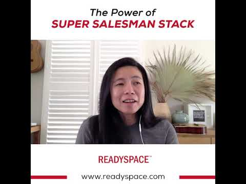 Kate Chong started her online business and gotten orders within days using Super Salesman Stack